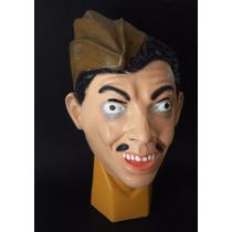 Cantinflas. Máscara De Látex