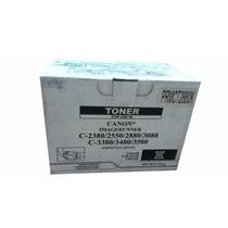 Toner Genérico Gpr 23 Negro Ir C2380/2550/2880/3080