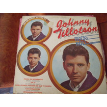 Lp Johnny Tillotson, Envio Gratis