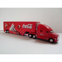 Trailer Kemworth T700 Coca Cola Esc. 1:68