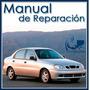 Manual De Taller Y Reparación Daewoo Nubira 1998-2002 Inglés