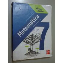 Livro Matemática 7 - Ensino Fundamental 7º Ano