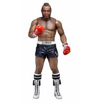 Rocky 3 - Clubber Lang Black Shorts - 40º Aniversário Neca