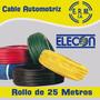 Cable Automotriz 8 Elecon