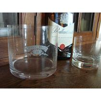 Whisky Chivas Regal Antigua Hielera Cristal