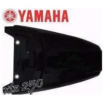 Colin Guardabarro Trasero Yamaha Xtz 250 Original Negro Mm