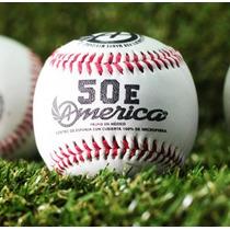 Pelota América 50e (infantil) Docena 81/2 Oficial Beisbol
