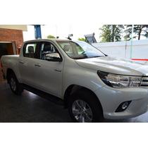 Toyota Hilux Doble Cabina 4x2 Srv Nafta 2.7cc
