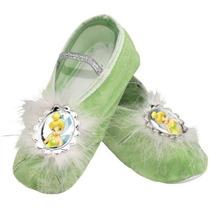 Tinker Bell Zapatillas De Ballet, Un Niño De Tamaño
