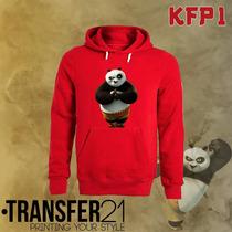 Sudadera Kung Fu Panda