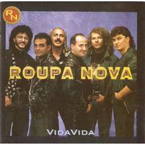 Cd Roupa Nova - Vida Vida 1994 - Novo***