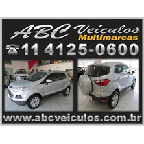 Ecosport Titanium Powershift 2.0 Flex Ano 2014 - Financio