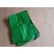 Lona De Rafia Reforzada (verde)