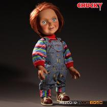 Muñeco De Chucky Nuevo Niño Bueno De 15 Pulgadas Mezco Unico