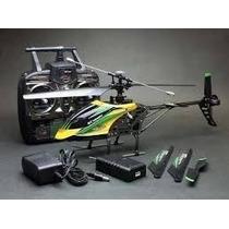 Helicoptero V912 4ch - Controle 2.4ghz - Completo Original.