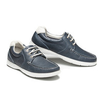 Zapatos Náuticos De Cuero Marsanto Elton. Store Oficial