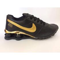 Nike Shox Classic Nz 4 Molas Super Promoçao