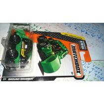 Mbx 1ra Edi Ground Graber Maquinaria Construcción Lyly Toys