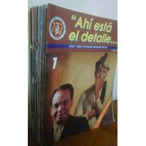 Lote 49 Revistas Allí Está El Detalle... Vida De Cantinflas