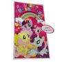 Toallon My Little Pony Licencia Hasbro Piñata Cosasdechicos