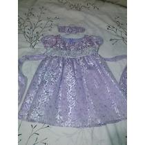 Vestido De Gala Para Niña Importado