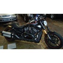 Harley-davidson Night Rod Special 1250cc 2013 Com 370 Km