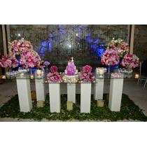 Coluna Pilastra Torre-(deco Festas,casamentos,eventos-80x20)