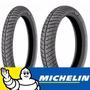 Juego Cubiertas Michelin City Pro 18 * 90/90 Y 275 Oferta