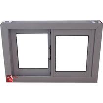 Aberturas Ventana Herrero Aluminio Blanco 60 X 40 Agma