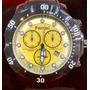 Relógio Ferrari Pulseira Couro Fundo Amarelo Ou Vermelho<br><strong class='ch-price reputation-tooltip-price'>R$ 1.019<sup>99</sup></strong>