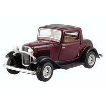 Auto De Colección 1932 Ford 3 Window - 4 Modelos - 1/38. .