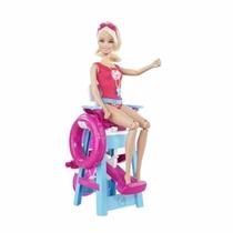 Boneca Barbie Quero Ser Salva Vidas - Mattel