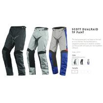 Pantalon Scott Dualraid Tp ,de Motociclista! Segura,liviana!