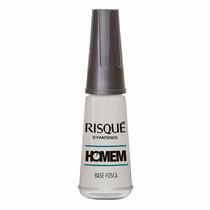 Esmalte Base Fosca Homem Risqué - 8ml