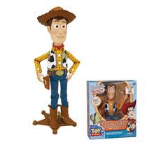 Toy Story Woody Miniatura Original Coleção 2 Modo De Falar