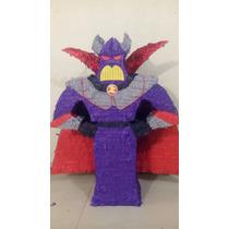 Piñata Zurg De Toy Story, Caricaturas