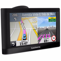 Gps Garmin Nuvi 52 Lcd 5.0 Touch City Navigator Automotivo