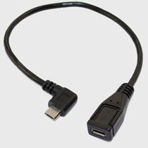 Adaptador Extensor Micro Usb Fêmea X Micro Usb Macho