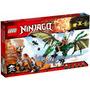 Lego Ninjago 70593 El Dragon Nrg Verde - Mundo Manias