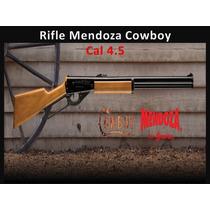 Rifle Deportiva Mendoza Cowboy Balin Cal.4.5 Envío Gratis