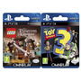Toy Story 3 + Lego Piratas Del Caribe Ps3 Digital- Omniplay