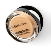 Base De Maquillaje Max Factor. Miracle Touch.