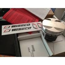 Turbo Pistones Y Anillos Forjados Wiseco Honda Acura .020