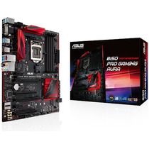 Mother Asus B150 Pro Gaming Aura Ddr4 1151 Hdmi M2 Usb 3.1