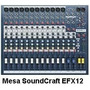 Mesa De Som Soundcraft Efx-12 Mixer Com Eff Lexicon!