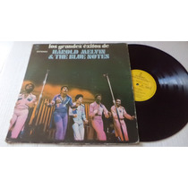 Los Grandes Exitos De Harold Melvin & The Blue Notes Lp