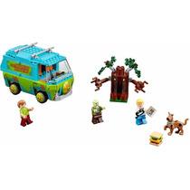 Lego Scooby Doo 75902: La Máquina Del Misterio