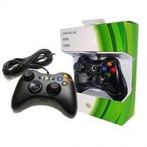 Controle Usb Xbox 360 Com Fio