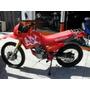 Honda Nx 125 150 Funda De Asiento To Réplica Rojo O Negro