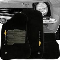 Tapete Carpete Lavável Chevrolet Chevette - 5 Peças